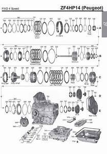 Transmission Repair Manuals Zf 4hp20