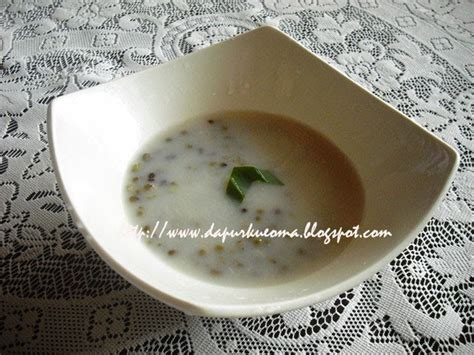 Bubur kacang hijau sudah lama dikenal sebagai jajanan tradional di indonesia. Dapur Kue Oma: Resep Bubur Kacang Hijau ala Madura
