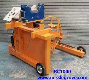 Rc1000 Electric Cable Coiling    Rewinding Machine