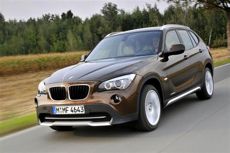 Bmw Canada Announces X1 Pricing
