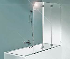 Duschtrennwand Badewanne Glas : duschkabine und duschabtrennung aus glas baduscho ~ Michelbontemps.com Haus und Dekorationen