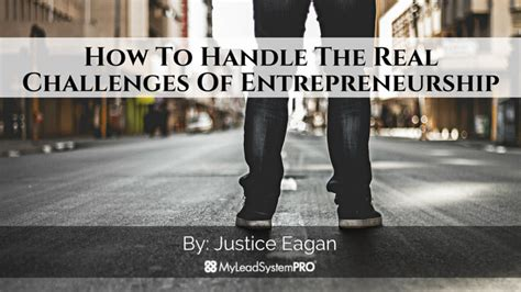 How To Handle The Real Challenges Of Entrepreneurship http ...