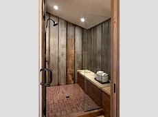 Castle Rock Farmhouse Chic Bunk Bath Shower Farmhouse