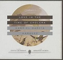 Love in the Time of Cholera by Gabriel García Márquez ...