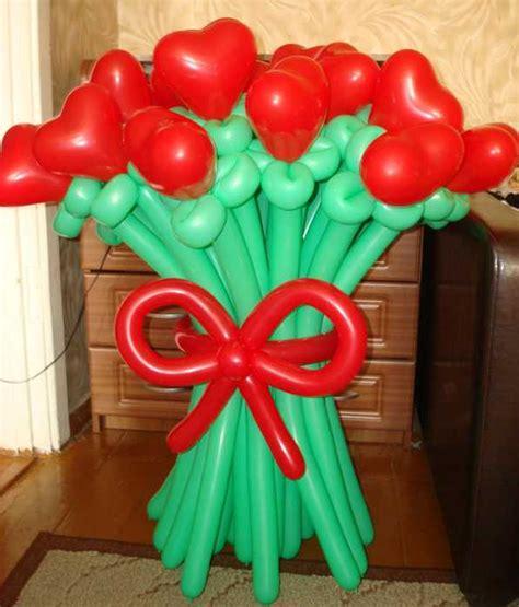 Valentine Day Birthday Cake Balloons