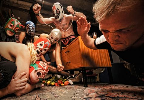 Decoy Collective Gmbh  Photography  Apartment Wrestling