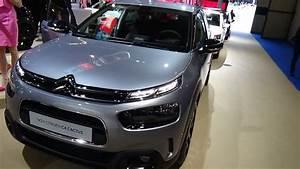 C4 Cactus Shine : 2018 citroen c4 cactus shine bluehdi 100 exterior and interior zagreb auto show 2018 youtube ~ Maxctalentgroup.com Avis de Voitures