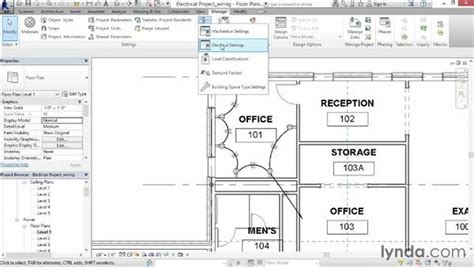 Electrical Plan Revit by Creating And Labeling A Wiring Plan