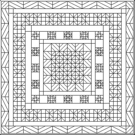 quilt coloring pages   designs  friendship