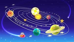 Juokingi kosmoso planetų tapetai | AllWallpaper.in #10216 ...