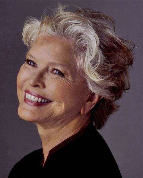 35 Cool Short Hairstyles for Women over 60 in 2021 2022