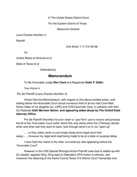notice of default letter notice of default judgement against united states of america