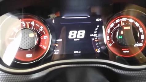 Dodge Challnger Hellcat Top Speed ( 0