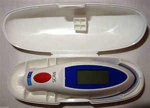 Free  Relion Baby Instant Ear Thermometer W   Case Fast