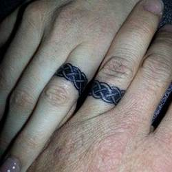 wedding ring finger tattoos 148 sweet wedding ring tattoos