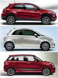 Fiat X 500 : fiat 500x vs 500l vs 500 italian family comparison autoevolution ~ Maxctalentgroup.com Avis de Voitures