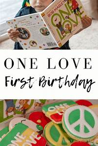 One Love Party First Birthday