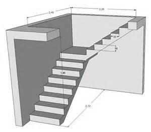 Ferraillage Escalier Balancé by Escalier Balanc 233 Palier 233 Chapp 233 E