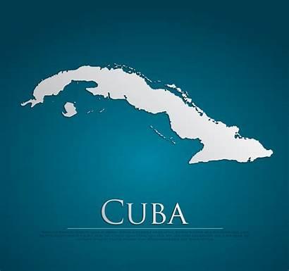 Cuba Map Vector Opportunities Presents Carriermanagement