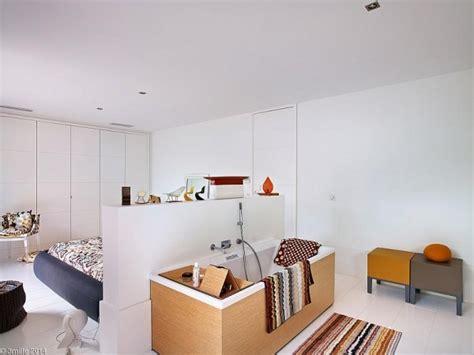chambre attenante villa à st raphael en moderne et colorée
