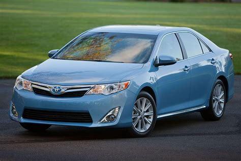 Toyota Camry Hybrid Picture by 2014 Toyota Camry Hybrid Overview Cars