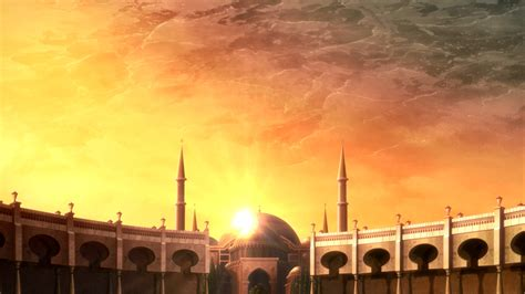 Islamic Anime Wallpaper - mosques islamic architecture sword wallpapers