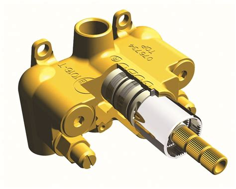 Danze D155000bt Single Handle 3/4-inch Thermostatic Shower