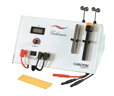 Facial Galvanic from Carlton Professional by elegans
