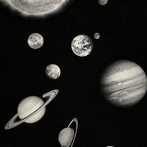 Solar System Unlabeled Black and White (page 2) - Pics ...