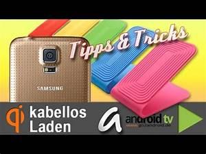 Samsung Kabellos Laden : samsung galaxy s5 kabellos laden mit qi technologie tipps tricks 95 youtube ~ Buech-reservation.com Haus und Dekorationen