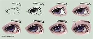 eye tutorial by mirukawa on DeviantArt