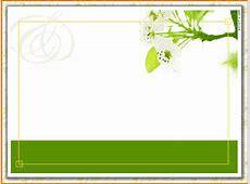 Invitation card template Authorization Letter Pdf