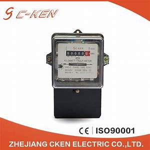 China Suppliers Counter Display Single Phase Smart Power