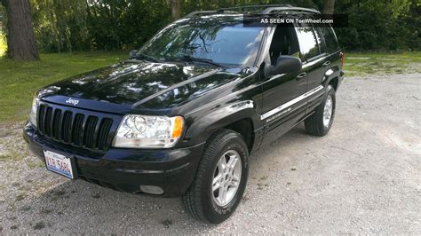 2000 Jeep Grand Engine by 2000 Jeep Grand Limited V8 Loaded Black On Black