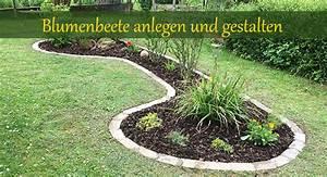 Rasen Umgraben Beet Anlegen : blumenbeete anlegen anregung aus meinem garten ~ Watch28wear.com Haus und Dekorationen
