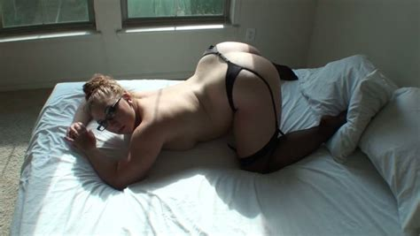 My Huge Assed Wife Shows Her Body And Shaved Pussy