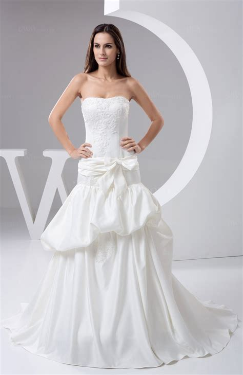 white allure bridal gowns western backless spring modern