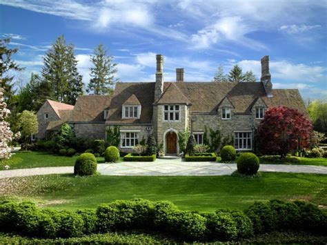 Elegant 1932 English Manor  $10,500,000  Pricey Pads