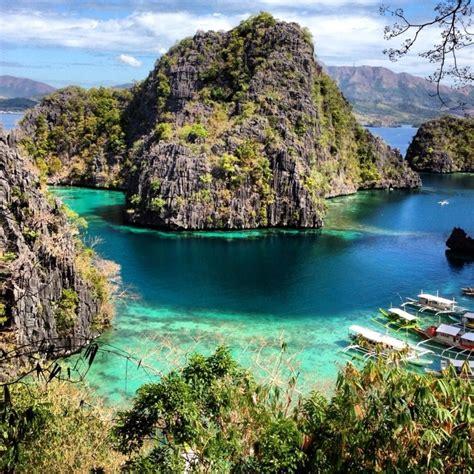 Kayangan Lake Coron Island Coron Philippines — By Sean