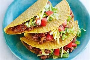 Recette Tacos Mexicain : tacos osez la cuisine mexicaine pleine de couleurs et de ~ Farleysfitness.com Idées de Décoration