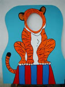 Carnival Circus Party Props