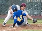 Sparks baseball, softball split series openers with Lowry