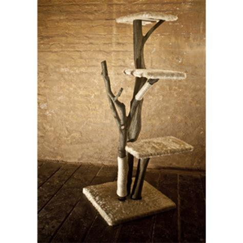 kratzbaum echter baum katze baum tree blume flower betten chic sisal umh 252 llte s 228 ulen kratzmatte bunte katze de