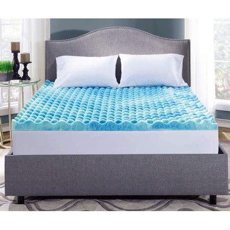 serta 3 inch gel memory foam mattress topper serta sleeper king 3 inch gel memory foam