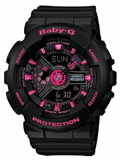 Casio Watches 1a Ba111 Ba Shock Pink