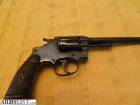 Smith and Wesson 32 Long Revolver