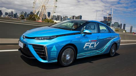 Toyota Hydrogen Cars Will Be Cost-competitive By