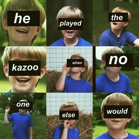 Kazoo Kid Memes - kazoo kid humour pinterest my life is my life and posts