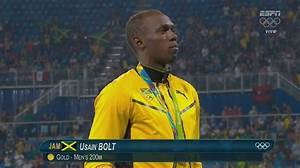Usain Bolt Receives 8th Olympic Gold Medal I AM A JAMAICAN