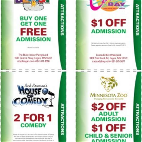 audubon nature institute printable coupon
